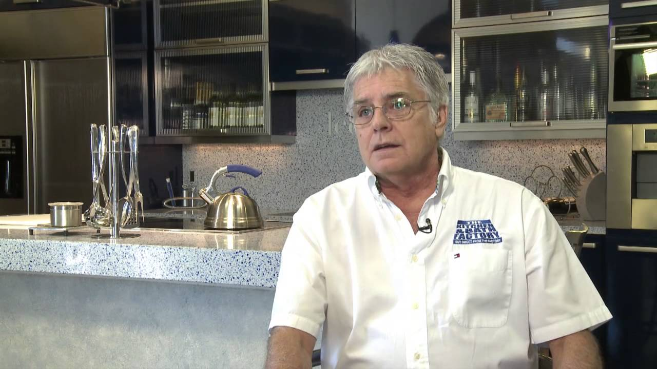 Dale Cardwell of Trust Dale, Reviews The Kitchen & Bath Factory!