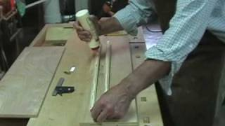 Making A Luthier's Shooting Board