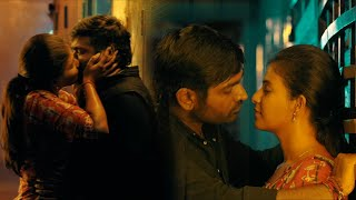 Sindhubaad Kannada Scenes | Vijay Sethupathi & Anjali Intimate Moment | Love Scene