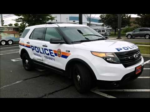 nassau county police car showcase youtube. Black Bedroom Furniture Sets. Home Design Ideas