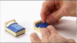 Lego® Creator Designer Tips - Bedroom Furniture