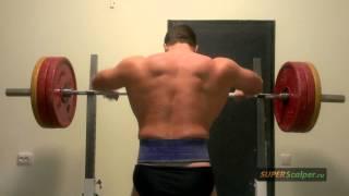 Экстремальный набор мышечной массы