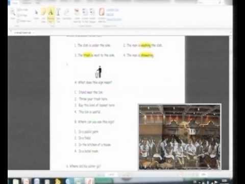 ติวสอบ O-Net ม. 3 วิชา ภาษาอังกฤษ