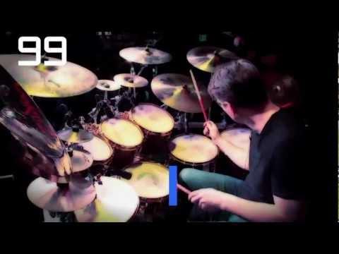 100 BPM Shuffle Beat - Drum Track