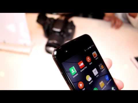 Gigaset ME High-End Smartphone mit Edelstahlgehäuse im Hands-On [DEUTSCH]