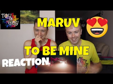MARUV - To Be Mine (Hellcat Story Episode 1) - Reaction