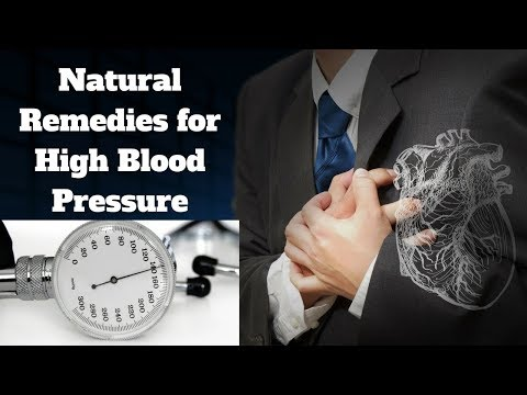 Top 10 Natural Remedies for High Blood Pressure | How to Lower Your Blood Pressure Naturally