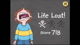 Horrid Henry's Big Box of Pranks Part 2 - iPad app demo for kids - Ellie