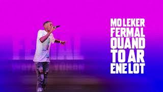 Dj Wayn feat. Yohan - MO LEKER FERMAL ( Lyrics Video )