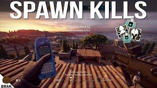 How To Spawn Kill On Villa - Rainbow Six Siege Operation Para Bellum