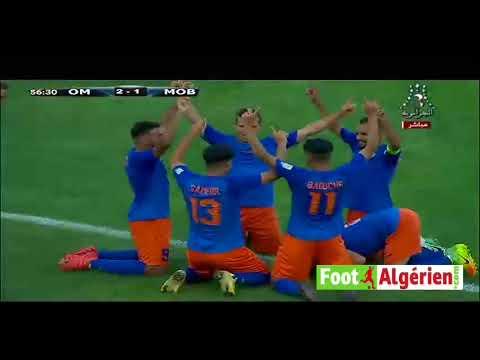 Ligue 1 Algérie (1re journée) : Olympique Médéa 2 - 4 MO Béjaïa
