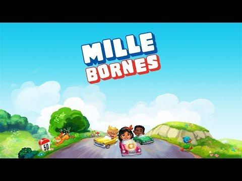 Mille Bornes - Gameplay Android et iOS (iPhone / iPad) par KickMyGeek