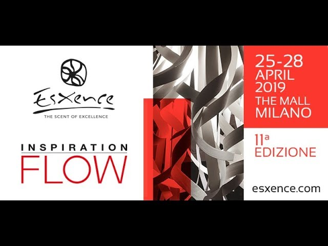 Angelo Caroli Esxence 2019 - The Scent Of Excellence | Fiera Profumeria Artistica Milano