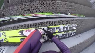 Алматинские трамплины  Прыжки глазами спортсмена