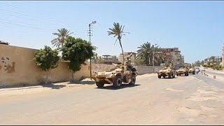 مقتل 33 جنديا بسيناء والسيسي يفرض الطوارئ