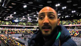 'SOME PEOPLE DON'T LIKE HIM, BUT I KNOW HIM FROM AMATEURS - TYSON FURY IS QUALITY!!' -BRADLEY SKEETE