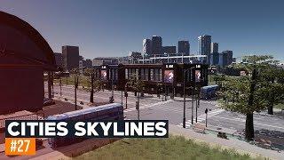 Strefa rozrywkowa | Cities Skylines 2019 | #27