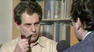 Miloš Zeman v roku 1990