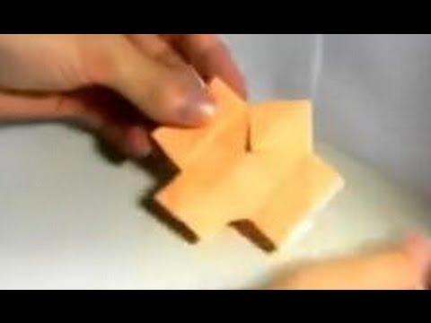 ハート 折り紙 折り紙やっこさんの作り方 : youtube.com