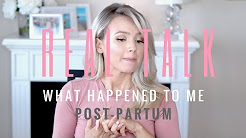 MY POST-PARTUM ANXIETY? | What Happened to Me Post-Partum | BABY BLUES?