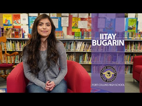Grads at a Glance: Iitay Bugarin, Fort Collins High School