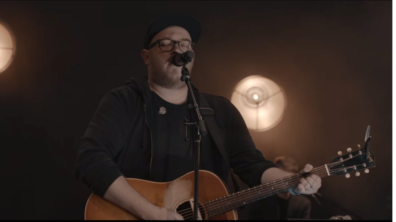 Chris Mcclarney Hallelujah For The Cross Live Youtube