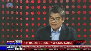 Hot Economy: PPH Badan Turun, Investasi Naik? #3