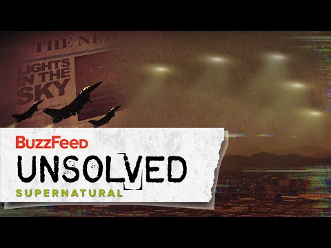 The Unexplained Phoenix Lights Phenomenon