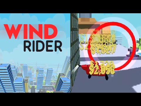 Wind Rider - $5,000,000 High Score Run