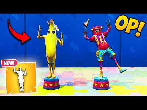 PRETENDING TO BE A STATUE IN FORTNITE! - Fortnite Funny Fails and WTF Moments! #556