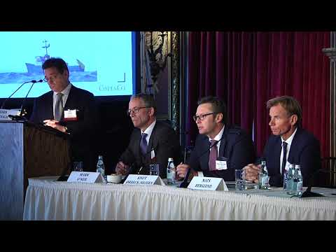 2018 12th Annual International Shipping & Offshore Forum - The Maritime Industry   Game Changers