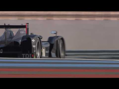 Comparison Audi R15 TDI - Audi R15 plus