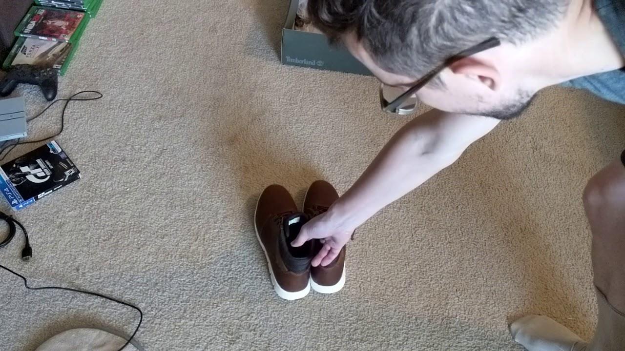 Timberland Greydon Sneaker - brown