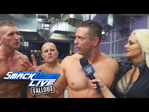 The Miz puts The Spirit Squad in their place: SmackDown LIVE Fallout, Oct. 18, 2016