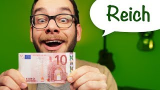 10 Arten reich zu werden