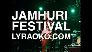 JAMHURI FESTIVAL | LYRAOKO.COM
