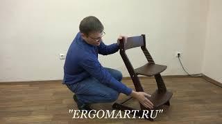 Детский регулируемый стул Kotokota обзор