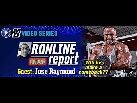 Jose Raymond : Will He Make A Comeback?  The Ronline Report