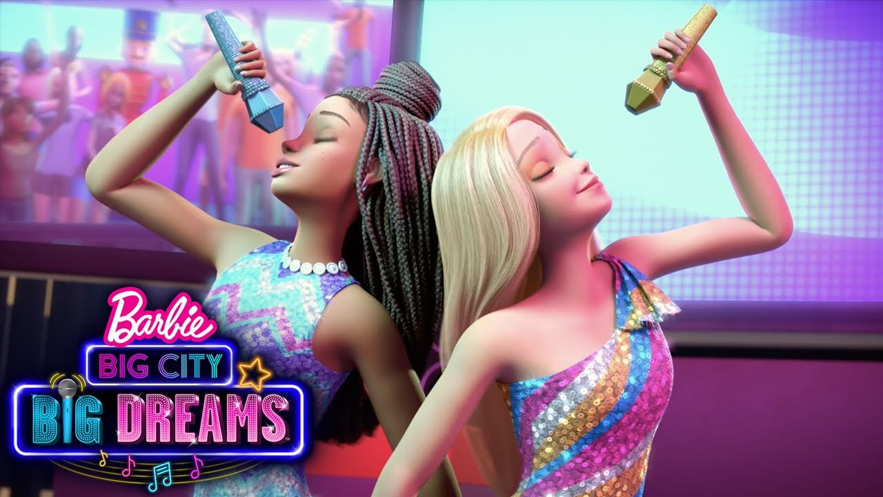 Watch Barbie Big City Big Dreams Full Movie Online Family Film