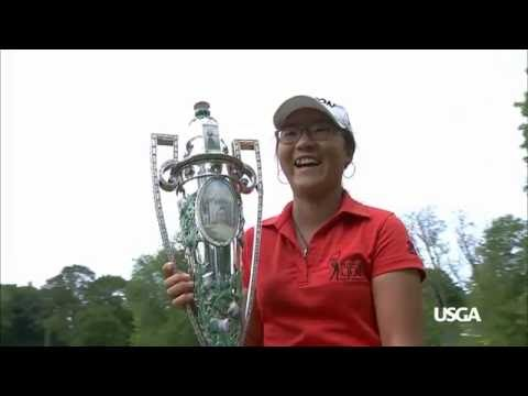 Lydia Ko Looks Back on 2012 U.S. Women's Amateur Victory