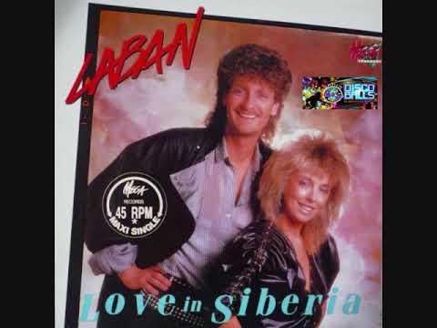 Laban -  Love In Siberia