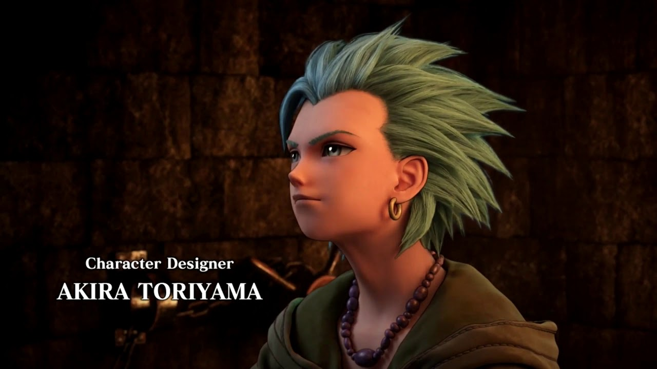Walk Dragon Quest Xi Echoes Of An Elusive Age