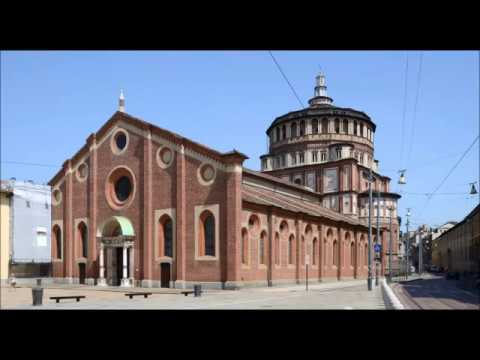 Places to see in ( Milan - Italy ) Santa Maria delle Grazie