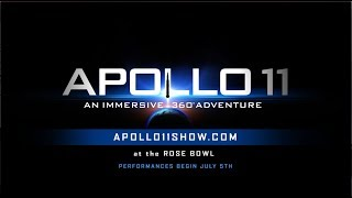 APOLLO 11 - An Immersive 360 Adventure - Show Reel 4.1.2019