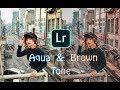 Gambar cover Episode 3 Lightroom Tutorial : Aqua & Brown