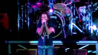 Pearl Jam - Alone (Newark '10) HD