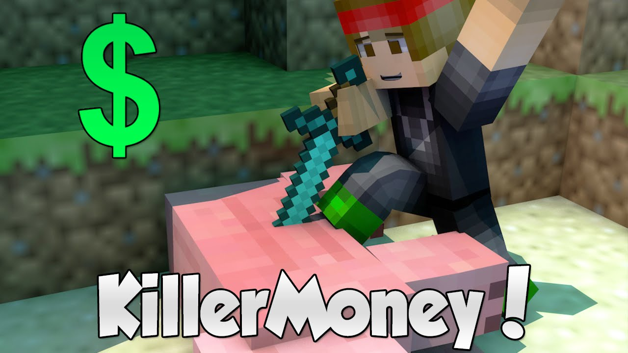 Minecraft Plugin | KillerMoney! (Kill Mobs/Players for Money) | Tutorial