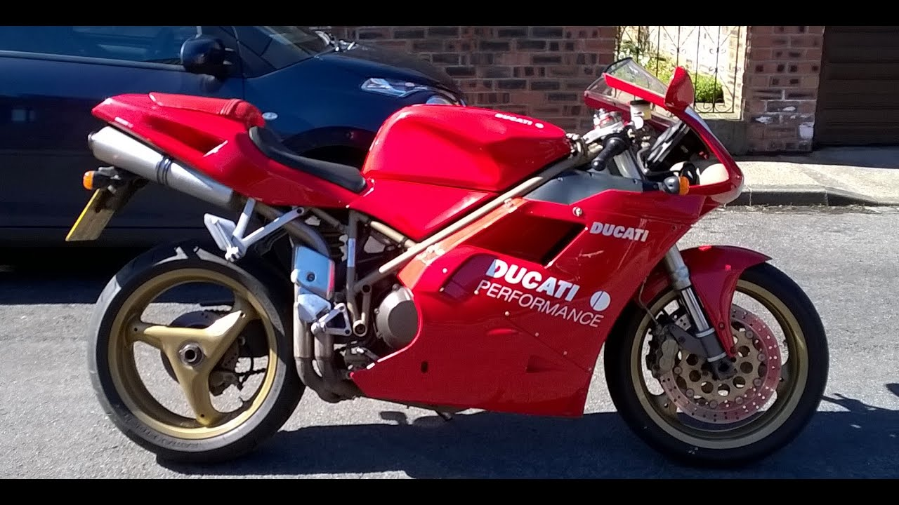 ggb review/first rides ep1: ducati 748, i got a ducati :p - youtube