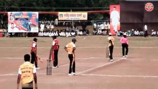 Jignesh Patel Batting In ASPL Ambegaon