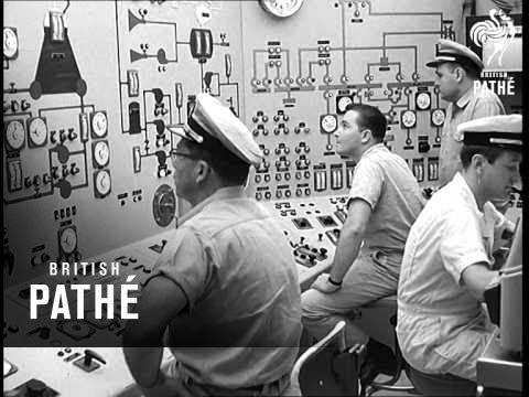 Atom Ship Calls Here (1964)